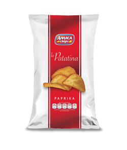 Amica Chips Potato Chips La Patatina Paprika