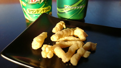 Mountain Dew Potato Chips