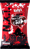 Kelly's Potato Chips N.X.T. Red Curry Chips