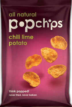 Popchips Chilli Lime