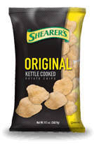 Shearers Original Kettle Cooked Potato Chips
