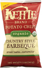 Kettle Chips Organic Country Style Barbeque
