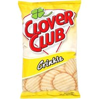Clover Club Potato Chips Crinkle