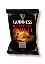 Burts Handcooked Guinnes Rich Beef Chilli Potato Chips review