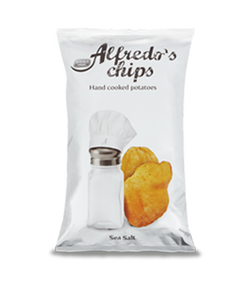 Amica Chips Potato Chips Alfredo's Chips Salt
