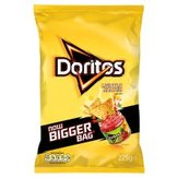 Doritos Lightly Salted Tortilla Chips Review