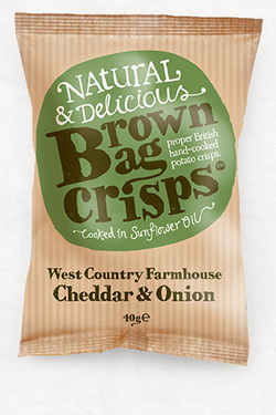 Brown Bag Crisps