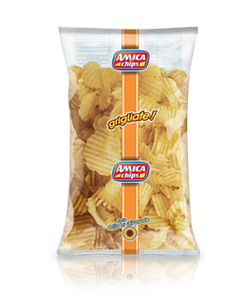 Amica Chips Potato Chips Ridged