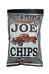 Joe Tea Joe Chips Salt & Pepper Kettle Chips