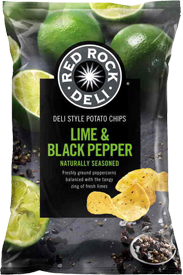 Potato Chips and Crisps from Red Rock Deli - Chips & Crisps