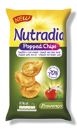Nutradia Popped Chips Provencal