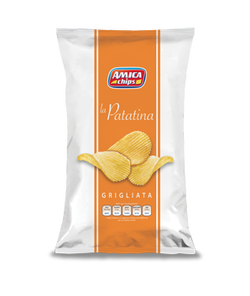 Amica Chips Potato Chips La Patatina Griglieta
