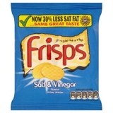 Frisps Salt & Vinegar Review