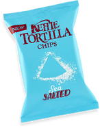 Kettle Tortilla Chips Sea Salted Review