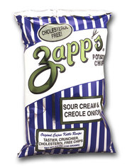 Zapp's Sour Cream & Creole Onion Kettle Cooked Potato Chips
