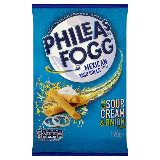 Potato Chips And Crisps From Phileas Fogg Chips Amp Crisps