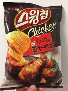 Orionworld Chicken in Soy Sauce Potato Chips Review