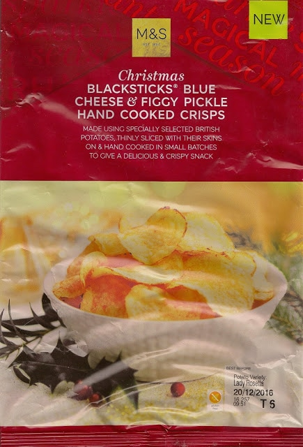 Marks and Spencer Crisps