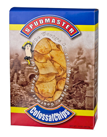 The History Of Potato Chips And Crisps Packaging Chips