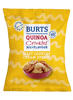 Burts Chips Quinoa Crinkles Review