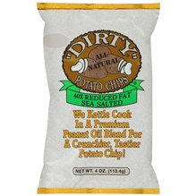 Dirty Potato Chips Review