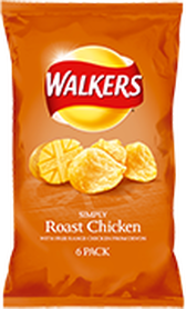 Potato Chips And Crisps From Walkers Chips Amp Crisps
