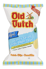 Old Dutch Lightly Salted Rip-L Potato Chips