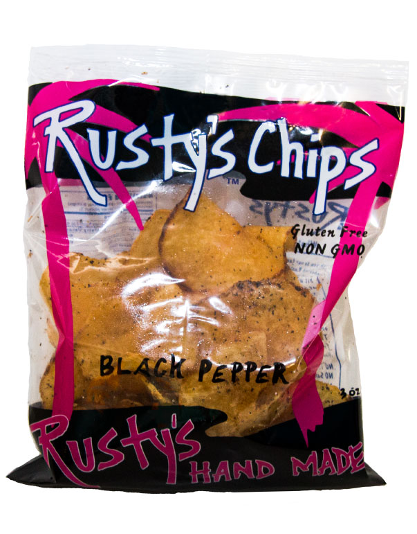 Rusty's Island Chips Review