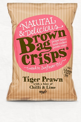 Brown Bag Crisps Review