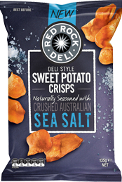 Red Rock Deli Sweet Potato Chips Review