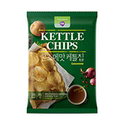 Heyroo Consomme Taste Kettle Chips Review
