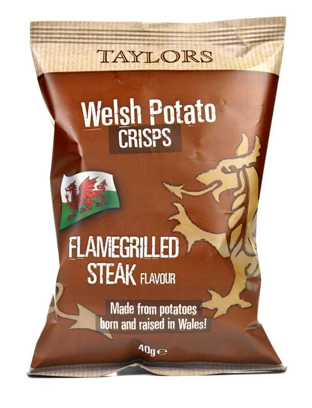 Taylors Flamegrilled Steak Crisps Review