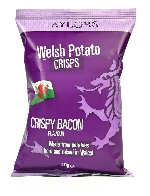 Taylors Crispy Bacon Crisps Review