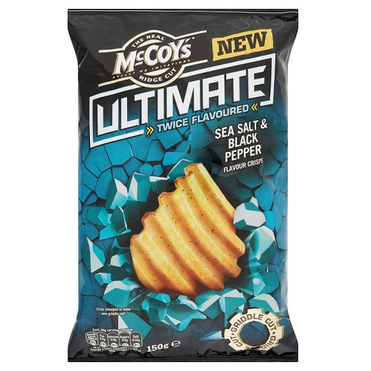 McCoys Ultimate Crisps Review