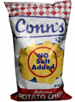 Conn's Potato Chips
