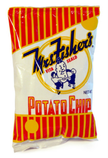 Mrs Fishers Potato Chips