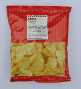 Marks & Spencer Potato Crisps Simply lightly Salted