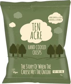 Ten Acre Crisps: The Story of When The Cheese Met The Onion Review