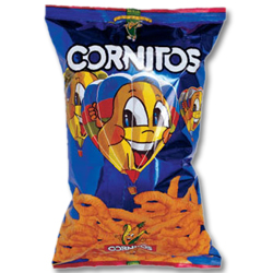 Gesa Foods Cornitos Corn Snacks Potato Chips