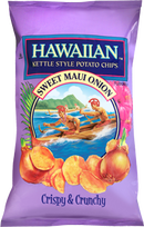 Hawaiian Sweet Maui Onion Kettle Style Potato Chips