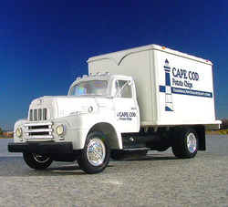 Cape Cod Potato Chips Diecast Truck