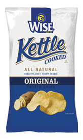 Wise Original Kettle Cooked Potato Chips