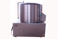 Chips Plant: Potto Washing and Peeling Machine