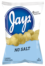 Jays No Salt Potato Chips