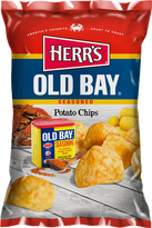 Herr's Old Bay Seasoned Potato Chips