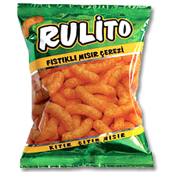 Gesa Foods Rulito Corn Snacks Potato Chips
