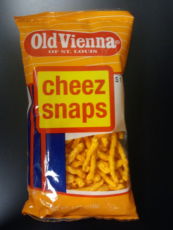 Old Vienna of St Louis Cheez Snaps