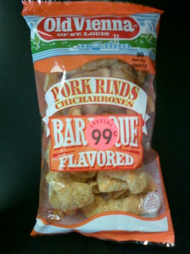 Old Vienna of St Louis Pork Rinds