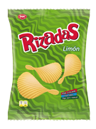 Yupi Rizadas Limon Chips Review