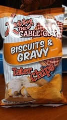 Larry The Cable Guy Biscuits & Gravy Tater Chips